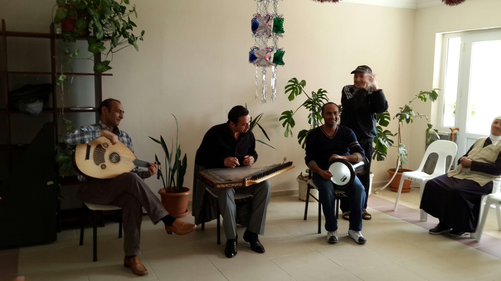 Yeşlılar Haftası Müzik Dinletiisi